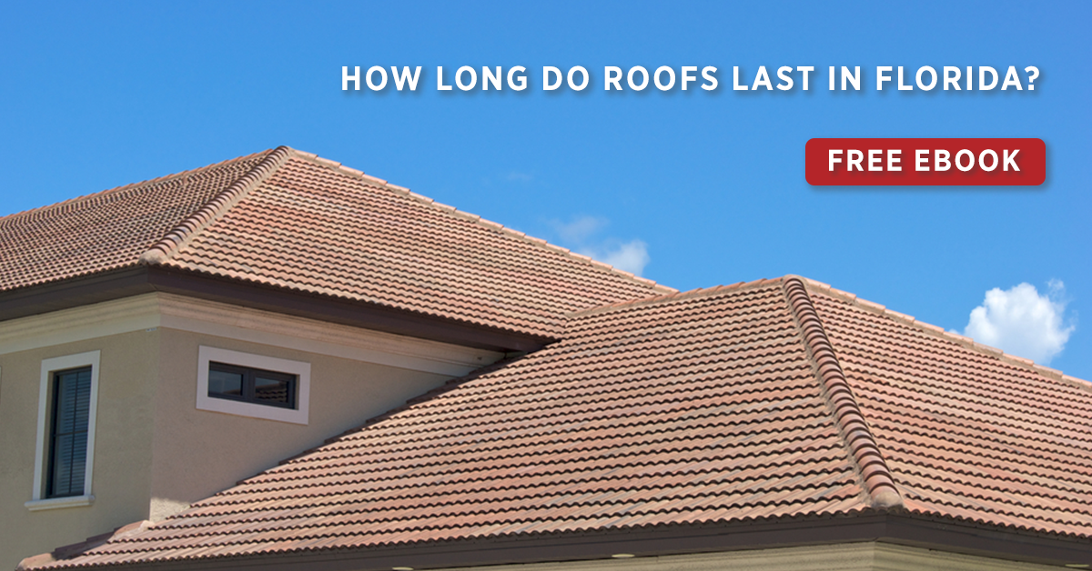 "Download our free ebook, ""How long do roofs last in Florida?"""