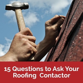 15 Questions to Ask Your Roofing Contractor