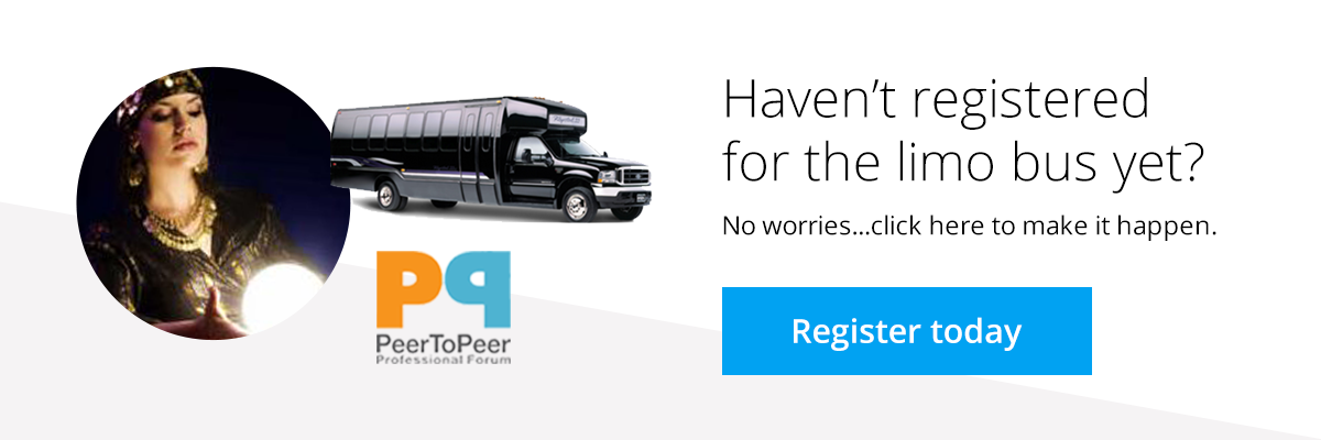 P2P Conference Airport Shuttle