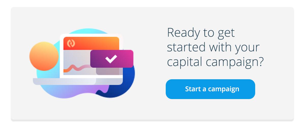 Nonprofit Capital Campaign