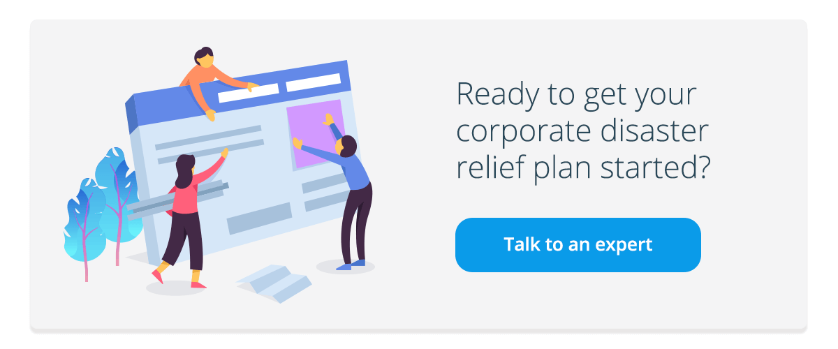 Corporate-Disaster-Relief