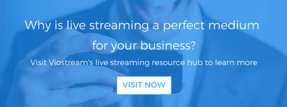 Live streaming resource hub