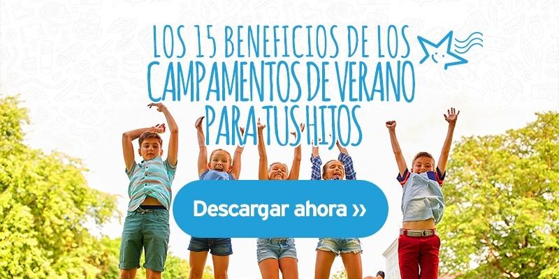 los 15 beneficios de los campamentos de verano para tus hijos