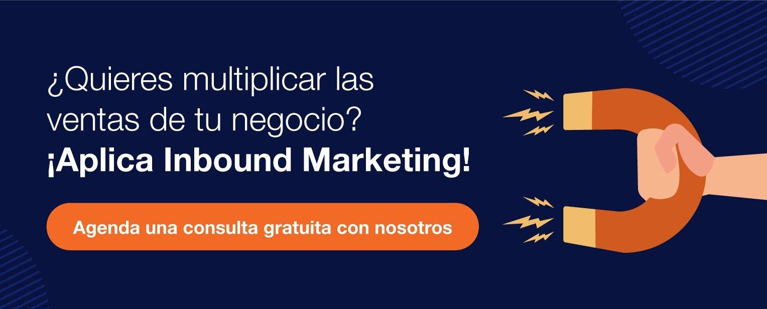Inbound Marketing Consulta Gratuita