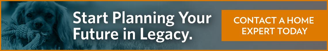 Legacy- Calgary Homes