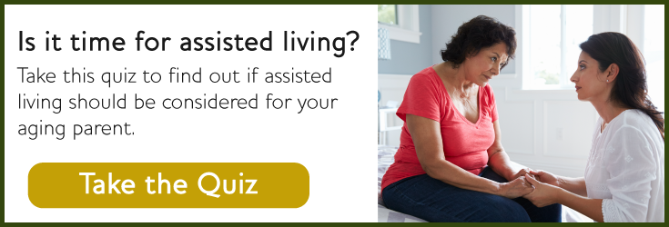 Is it time for assisted living?