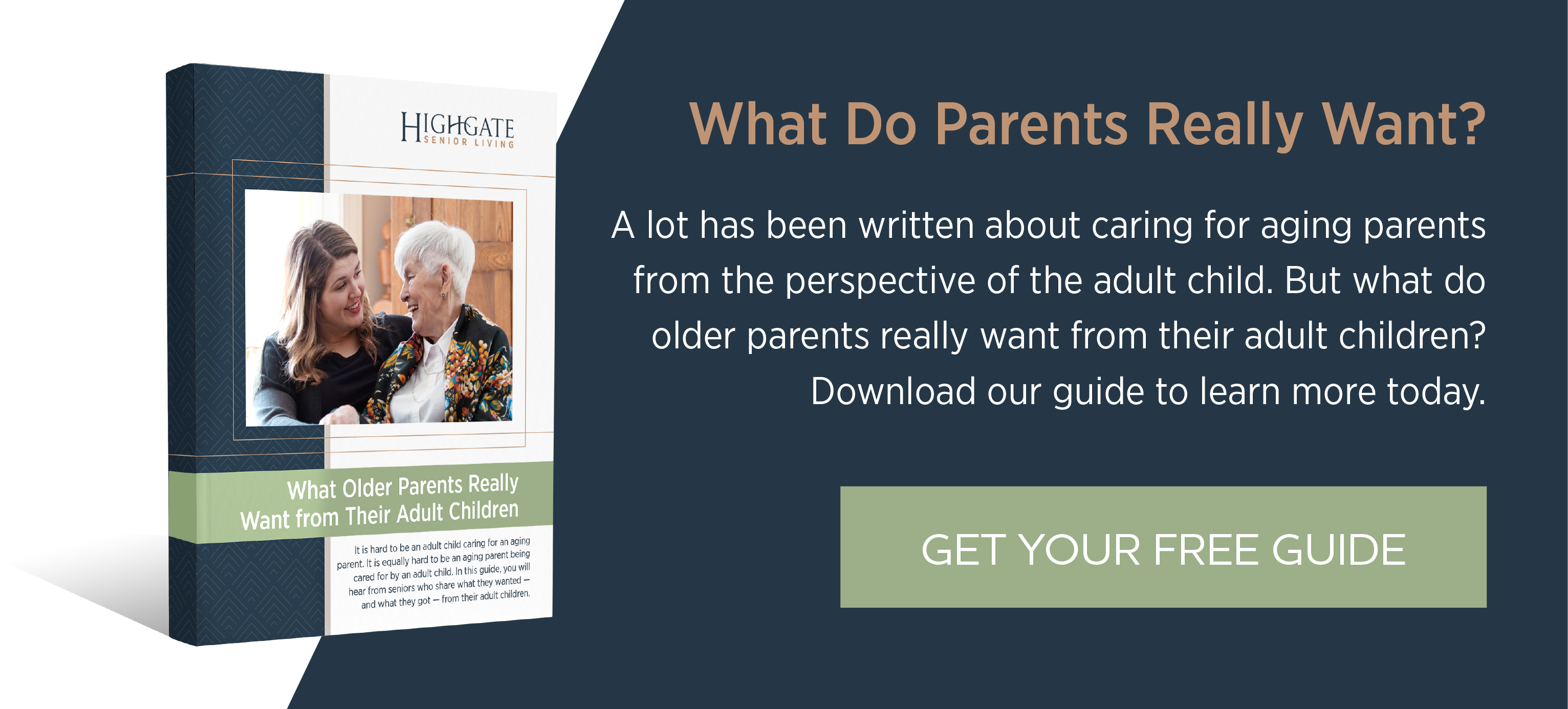 What Older Parents Really Want from Their Adult