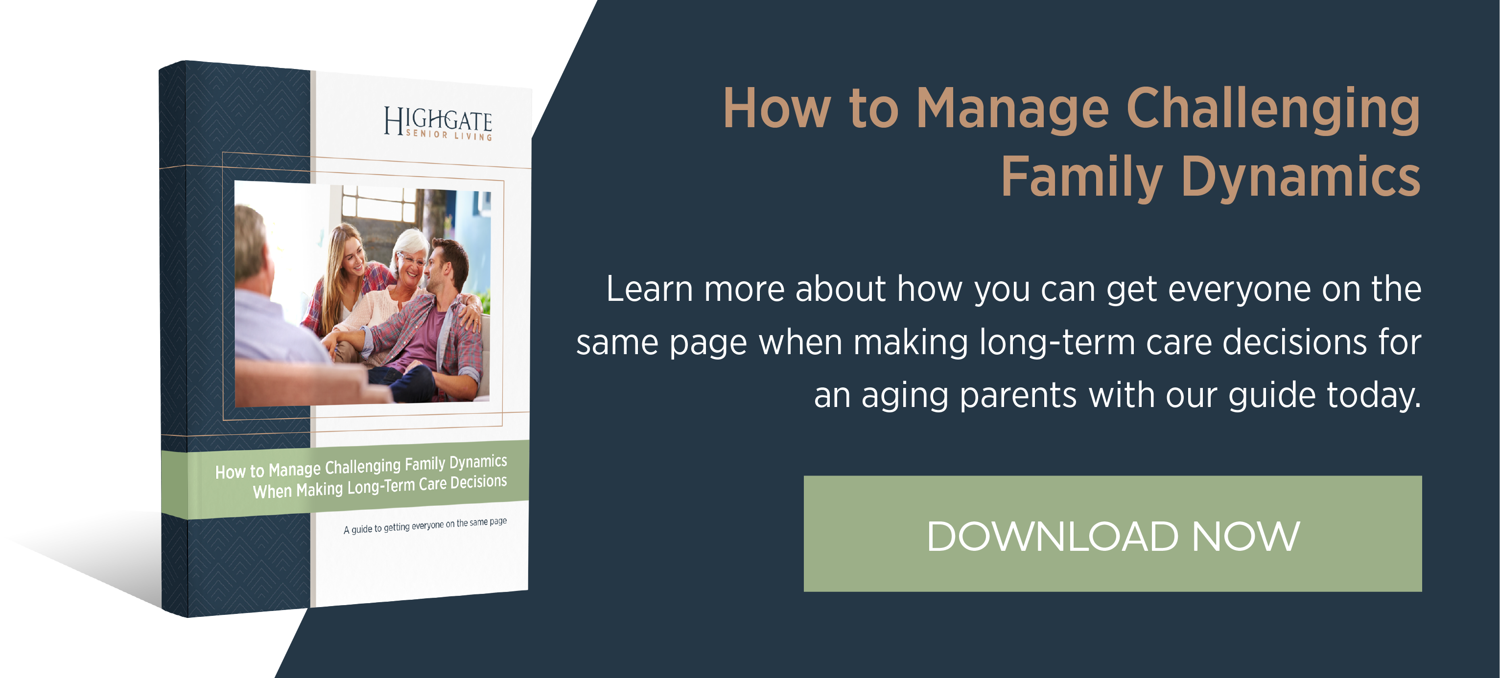 How to Manage Challenging Family Dynamics When Making Long-Term Care Decisions