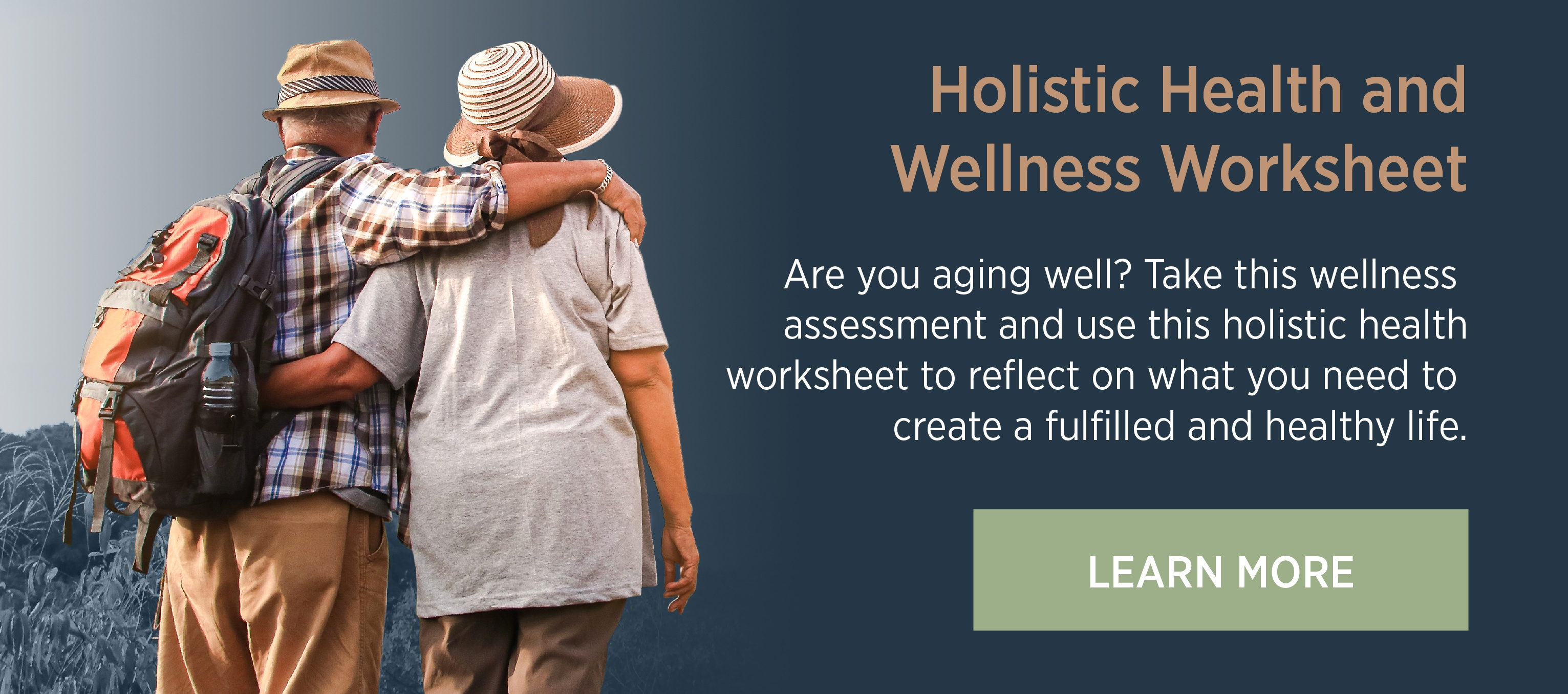Healthy Aging Assessment and Worksheet