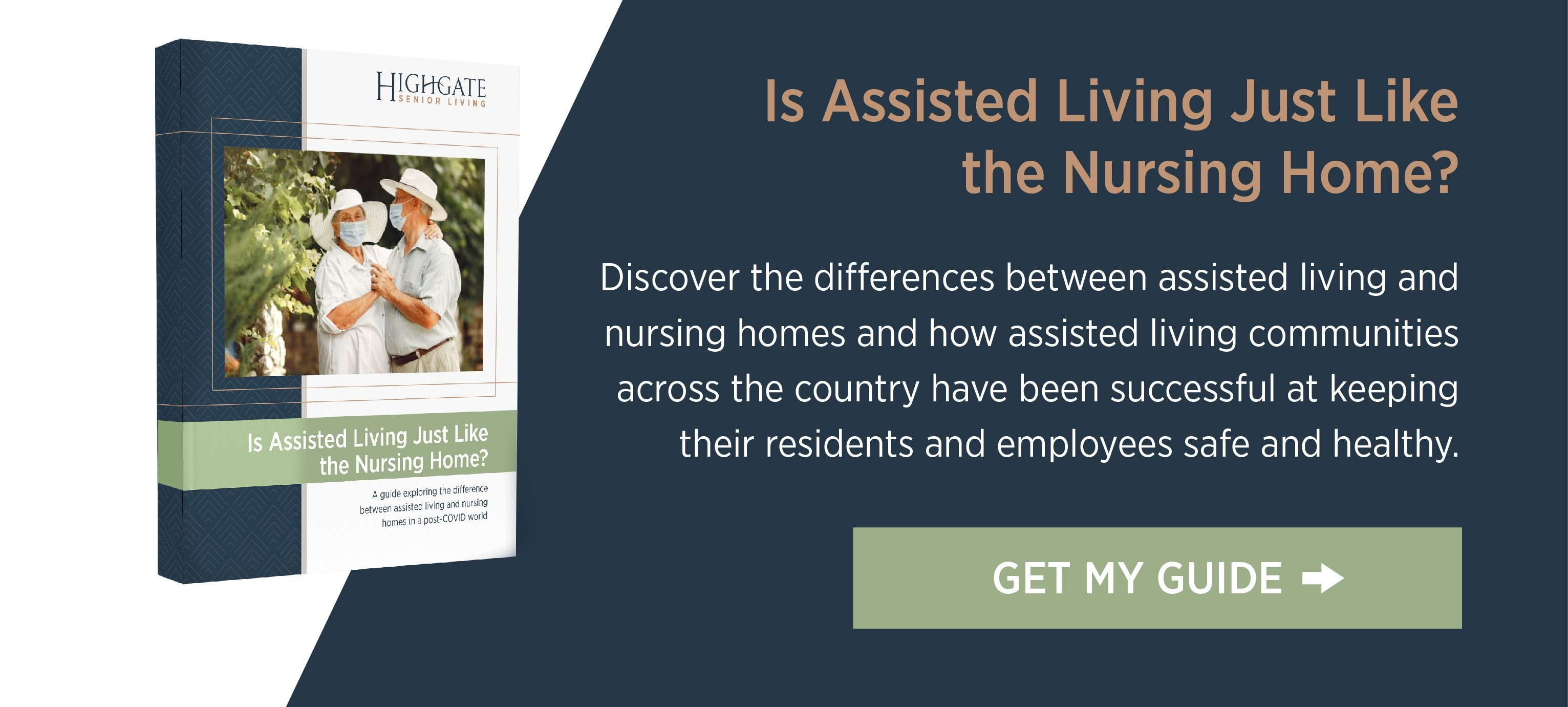Is Assisted Living Just Like the Nursing Home?