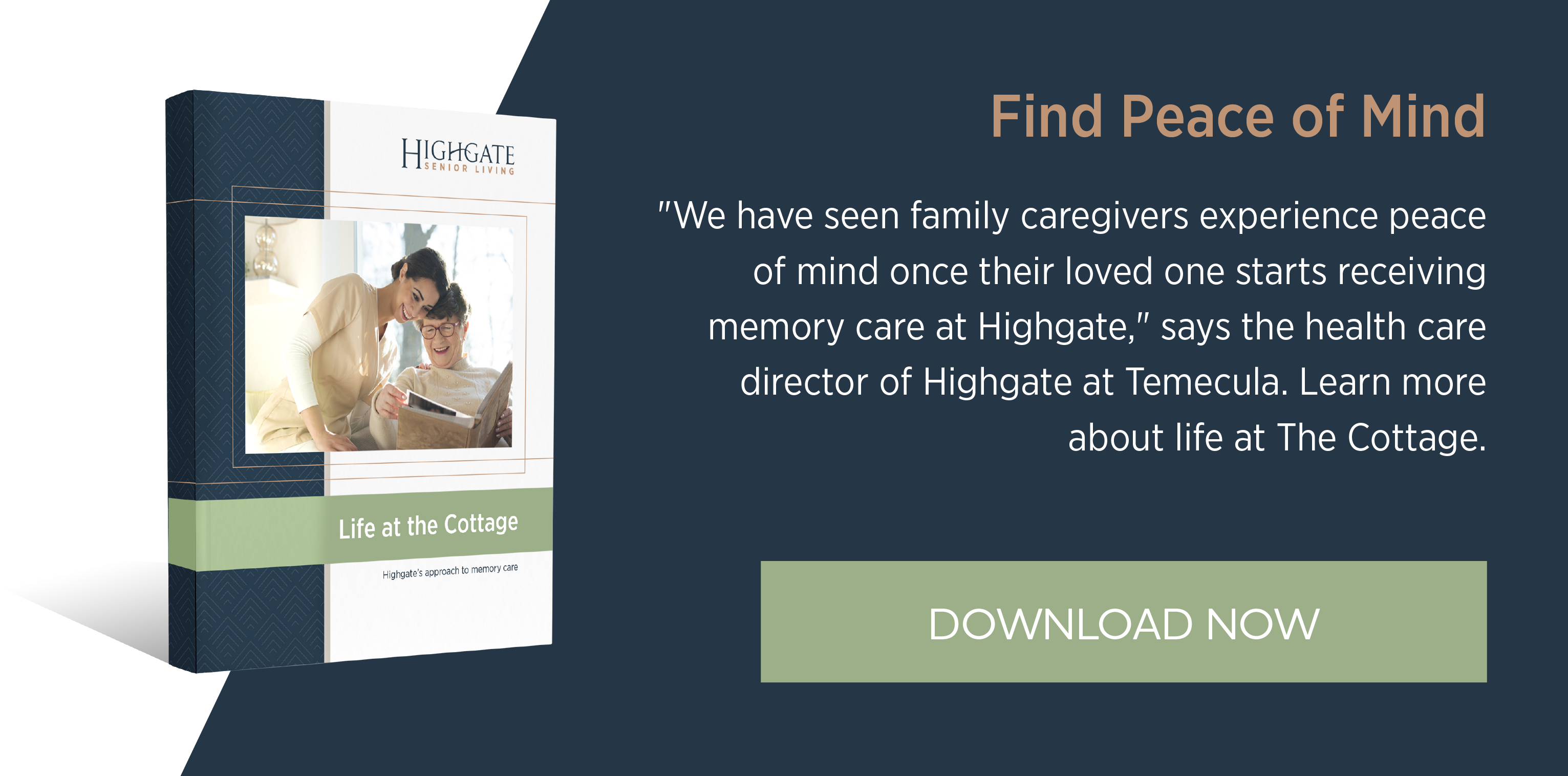 Highgate's Approach to Memory Care