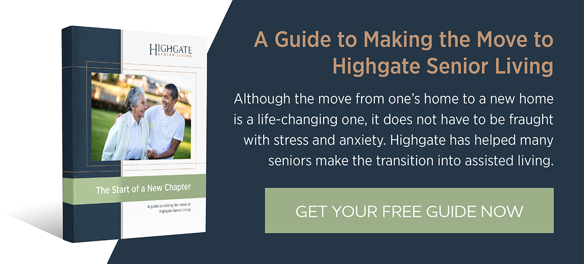 Making the Move to Senior Living