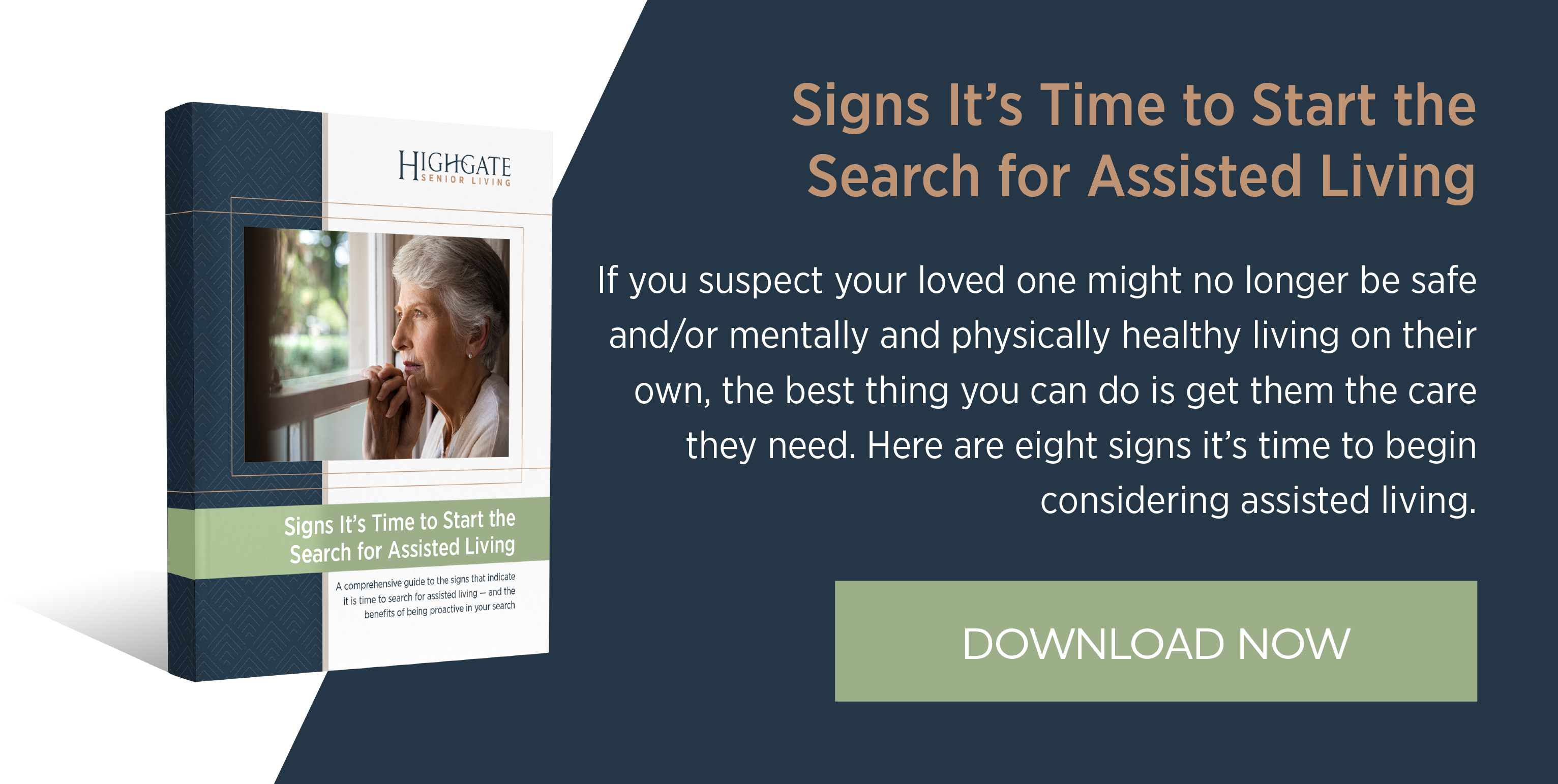 Signs It's Time to Consider Assisted Living