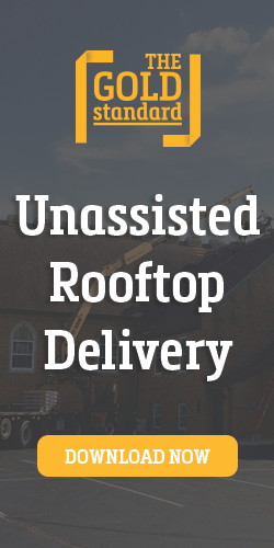 The Gold Standard of Unassisted Rooftop Delivery