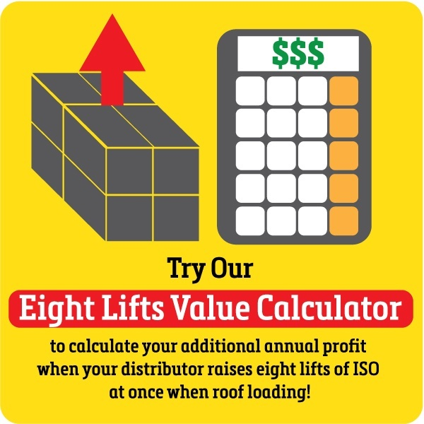 Try our Eight Lifts Value Calculator!