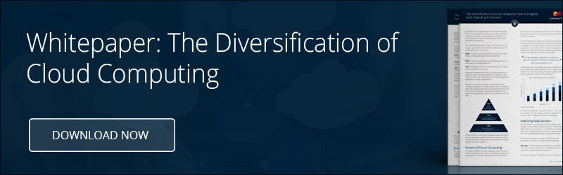The Diversification of Cloud Computing