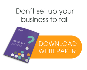 Download the whitepaper - Don't set up your ISV, SaaS or online business to fail!