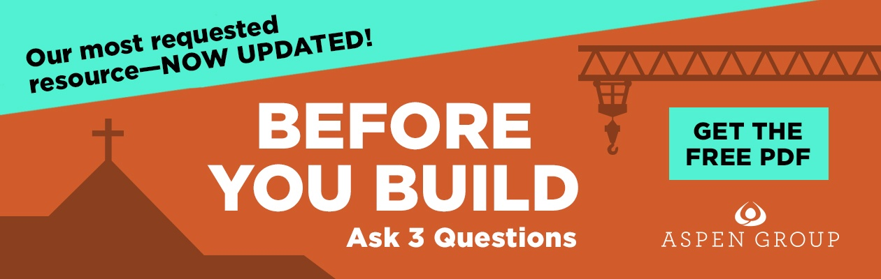 Before You Build: 3 Discovery Questions Every Church Must Ask