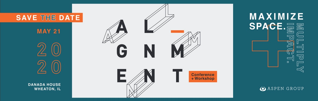 Save the Date for 2020 Alignment Conference and Workshop