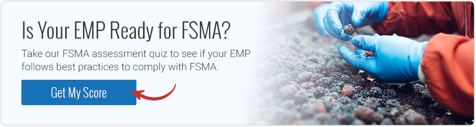 Is Your EMP Ready for FSMA?