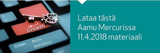 Lataa täst Aamu Mercurissa 11.4.2018 materiaali
