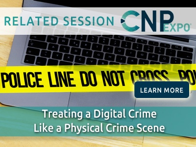 Treating a Digital Crime Like a Physical Crime Scene