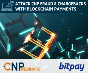 attack cnp fraud and chargebacks with blockchain payments