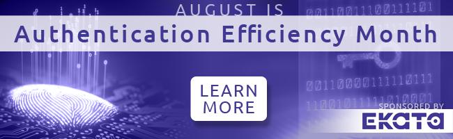 Ekata Authentication Efficiency Month