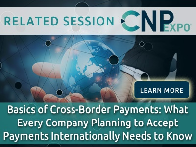 Basics of Cross-Border Payments