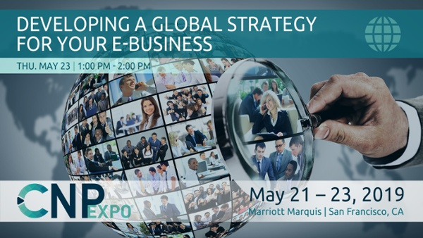 Developing a Global Strategy for your E-Business