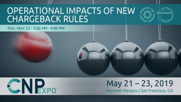 Operational Impacts of New Chargeback Rules