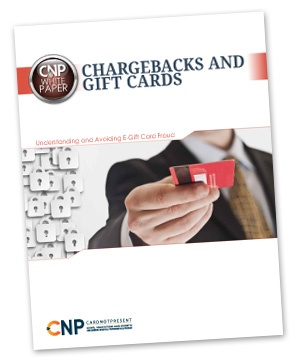 Chargebacks and Gift Cards