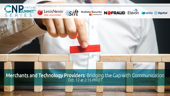 Merchants and Technology Providers