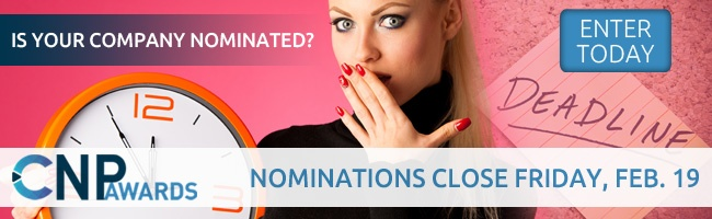 Nominations Close Feb. 19