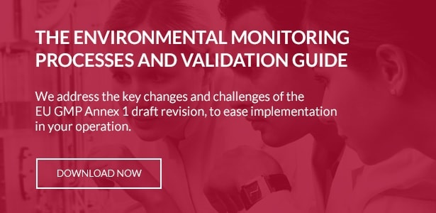 The environmental monitoring processes and validation guide mobile