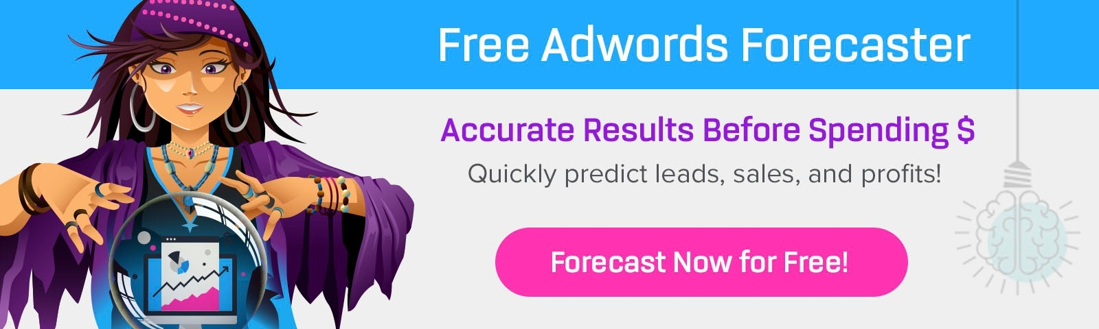 Adwords Forecaster Tool