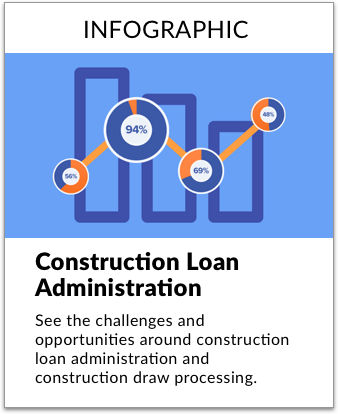 Contract Simply Infographic on Construction Loan Administration