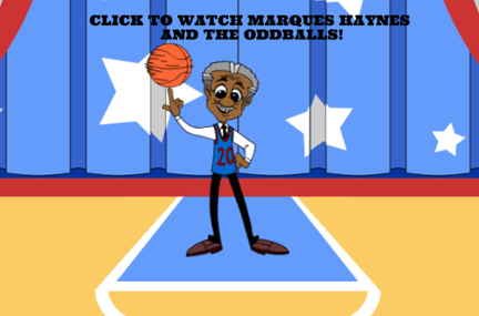Click to Watch Marques Haynes and The Oddballs!