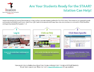 STAAR Retest? Istation can help!