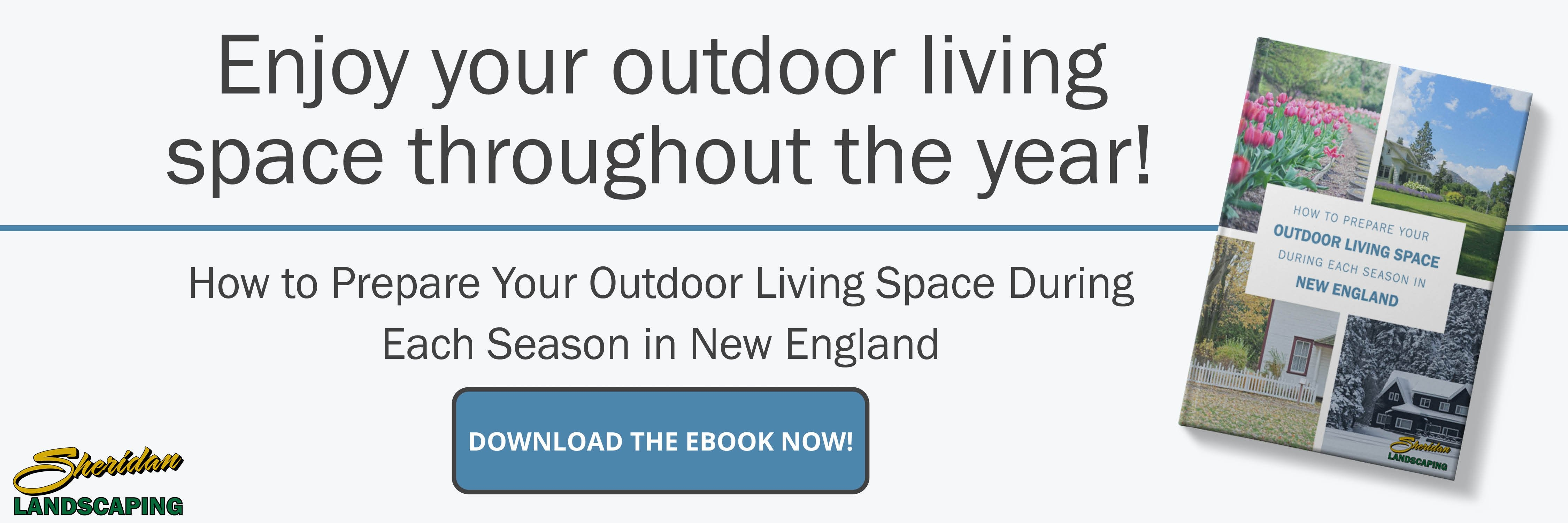 How To Prepare Your Outdoor Living Space During Each Season in New England