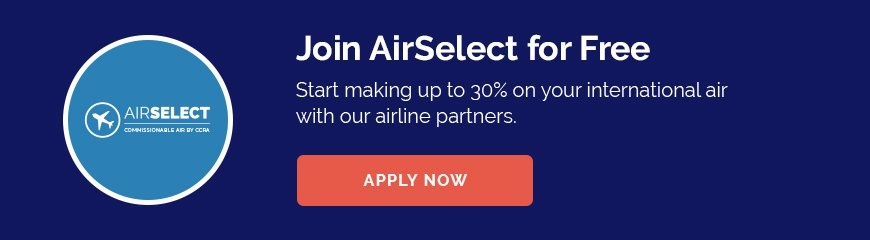 Join AirSelect for Free
