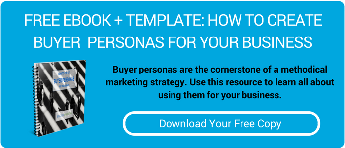 buyer personas for life science business