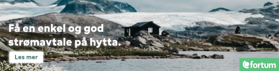Få en ukomplisert og god strømavtale til hytta.