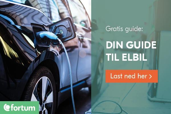 Din guide til elbil