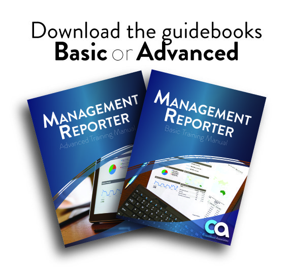 Management Reporter Guidebooks for Dynamics GP and Dynamics SL