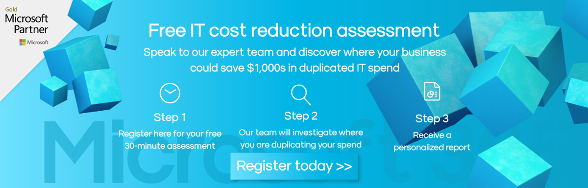 Free IT cost reduction assessment from Calligo - Microsoft 365 Services