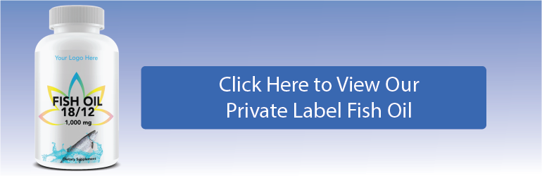 private label fish oil