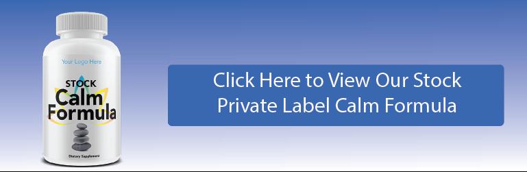 private label calm formula