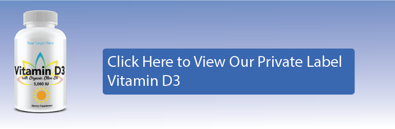 private label vitamin d3