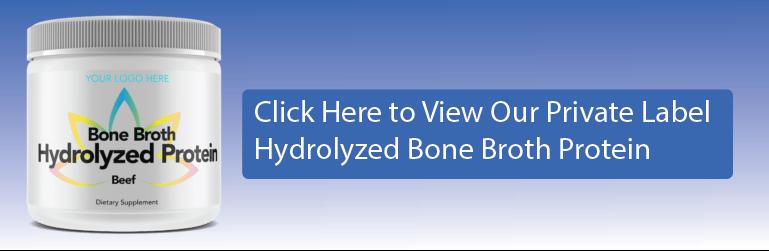 private label bone broth